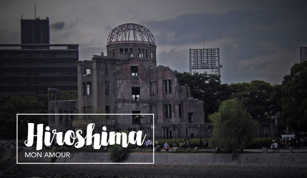 Travel to Hiroshima, Japan