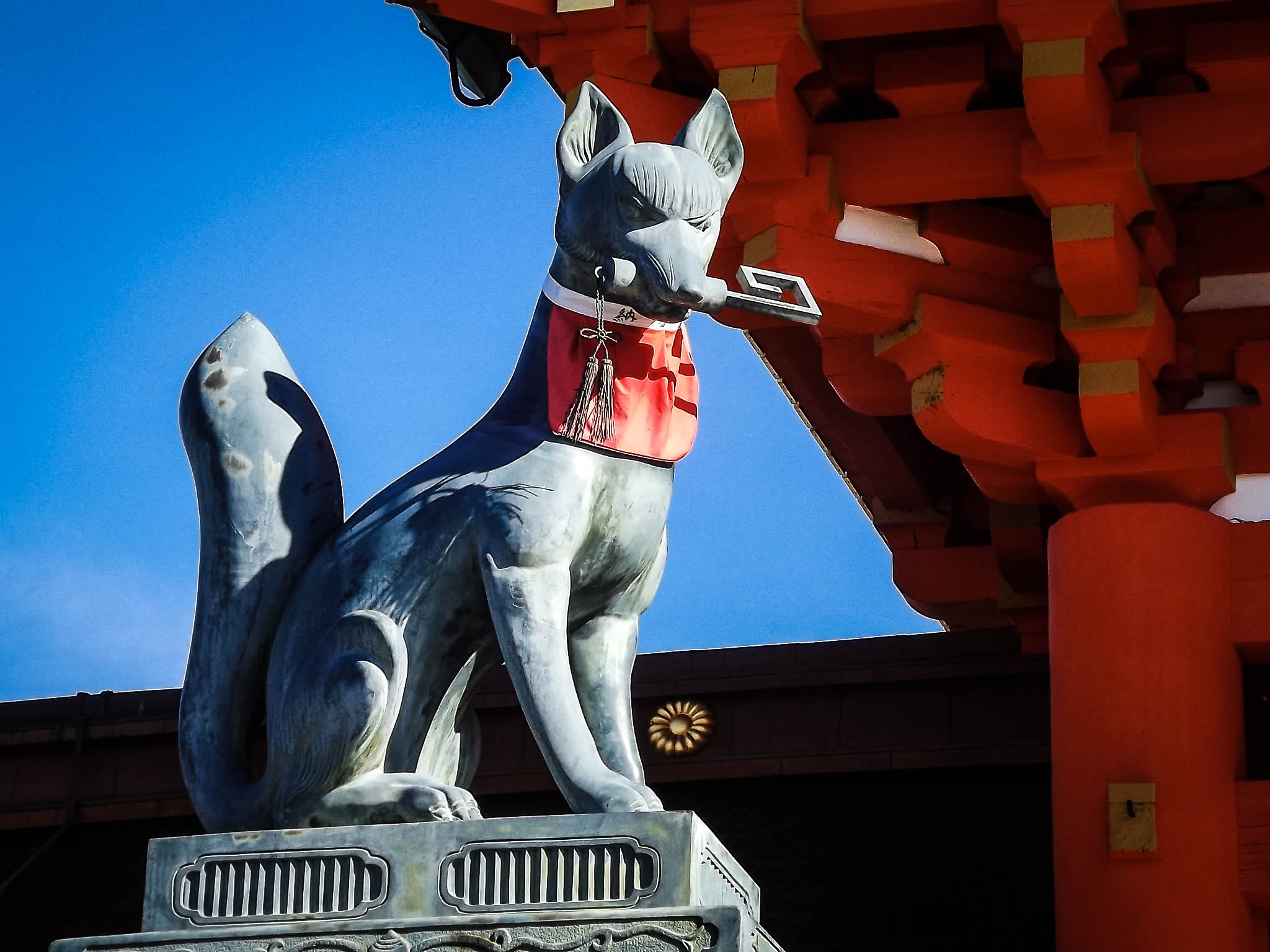 Momiji and the Fox