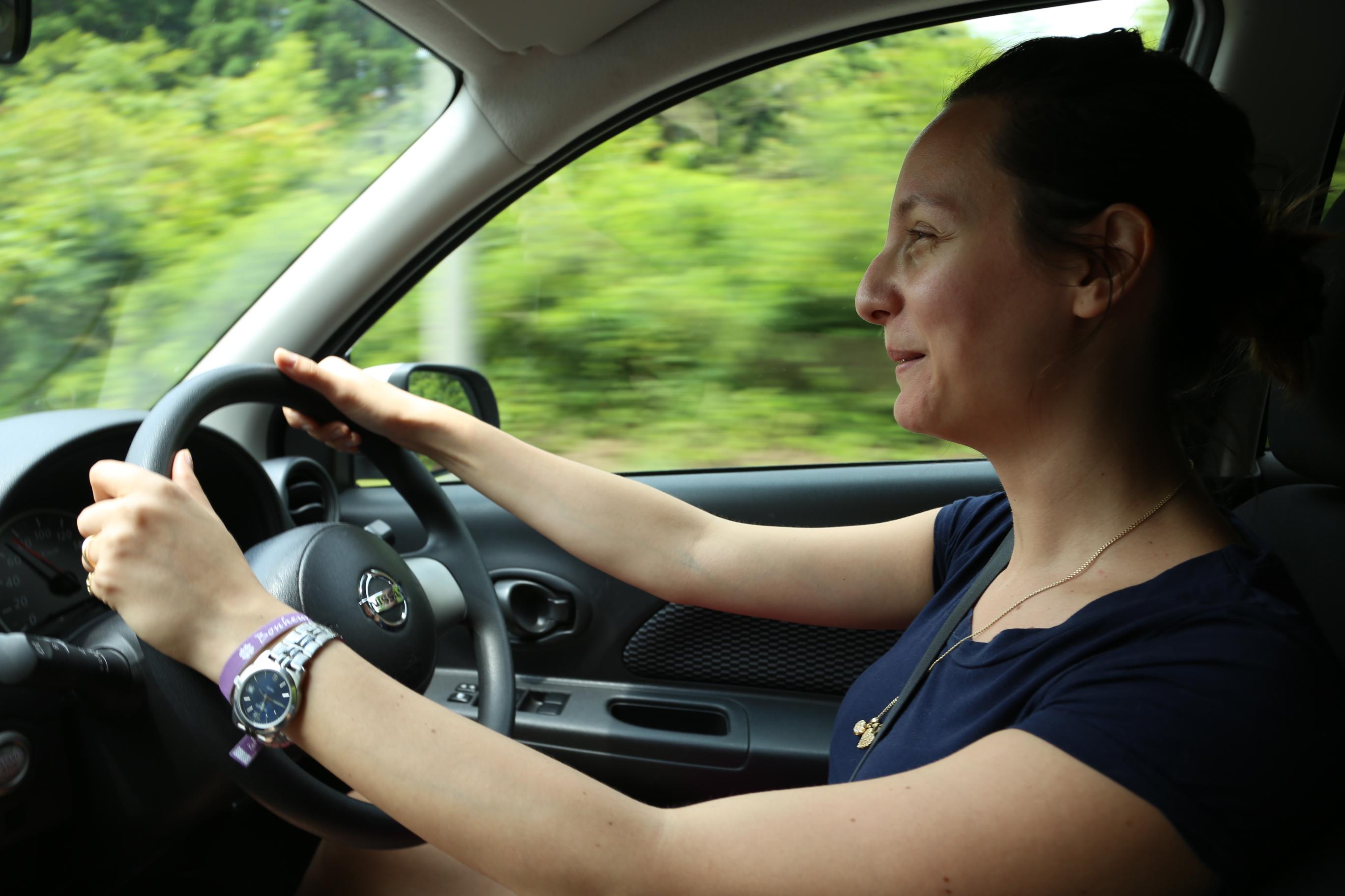 Driving to Aoyama-san, Tsugaru