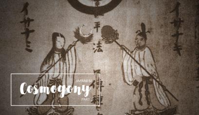 Japanese cosmogony