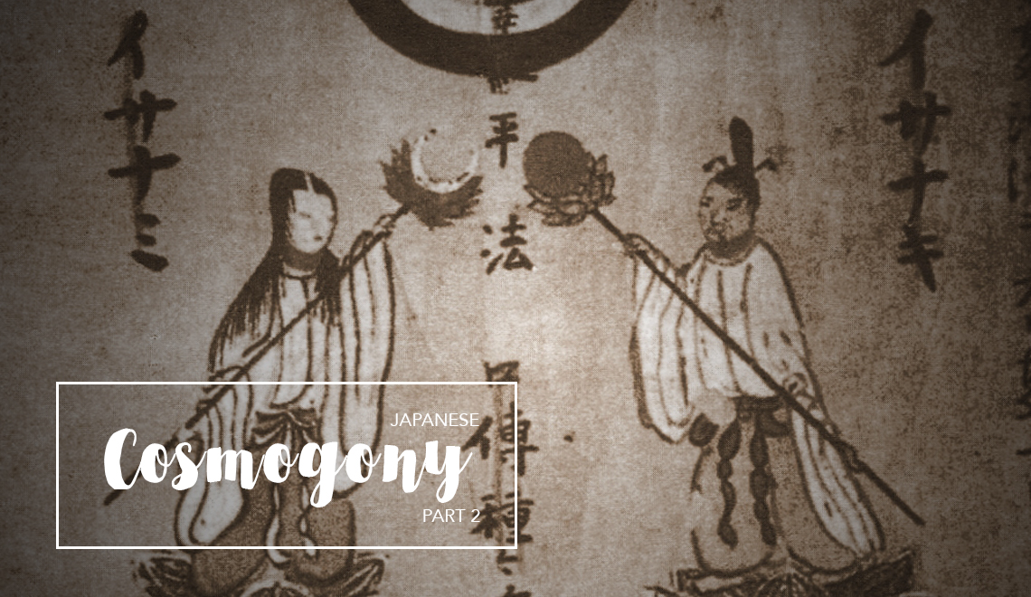 Japanese cosmogony | part 2