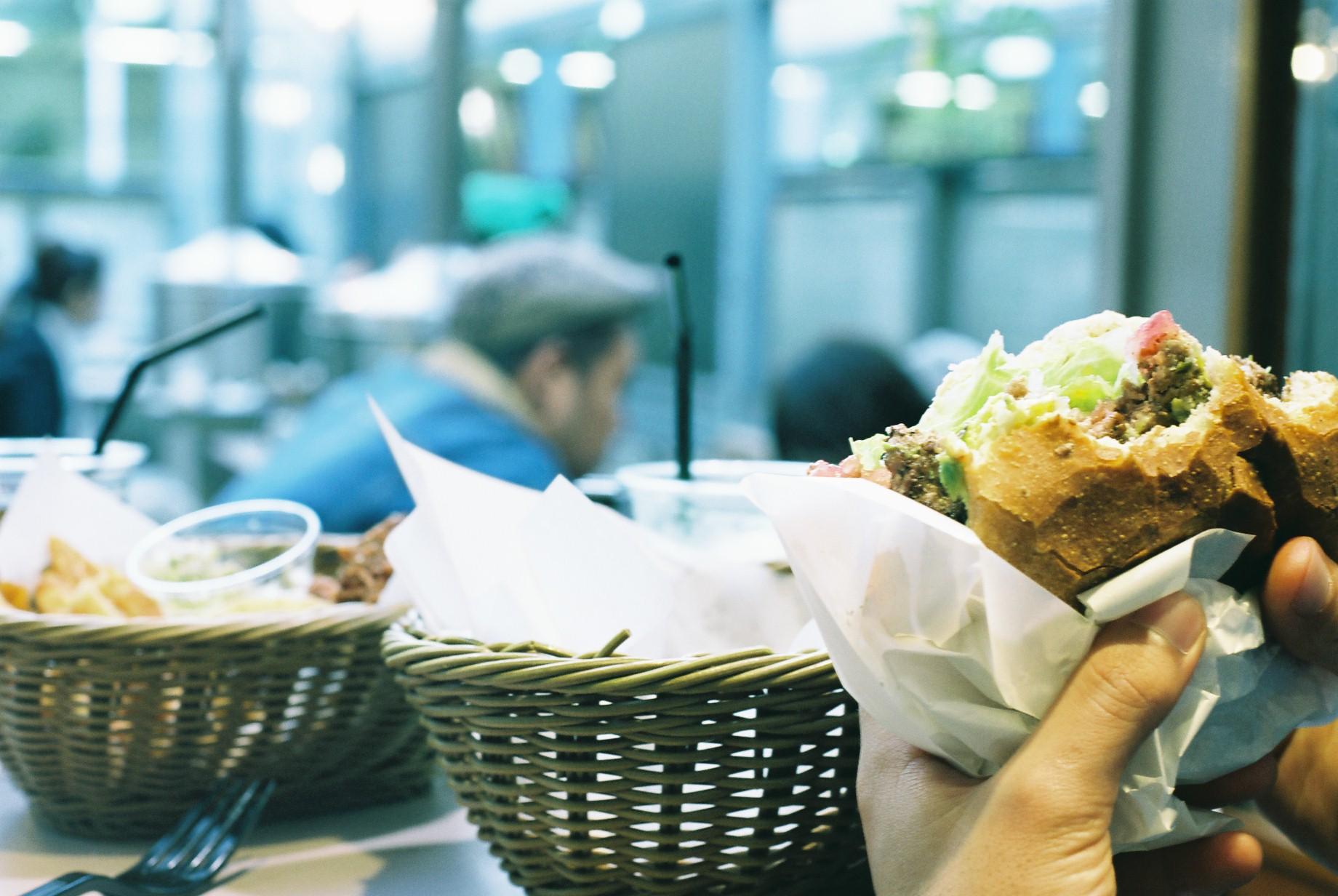 js burger Shinjuku