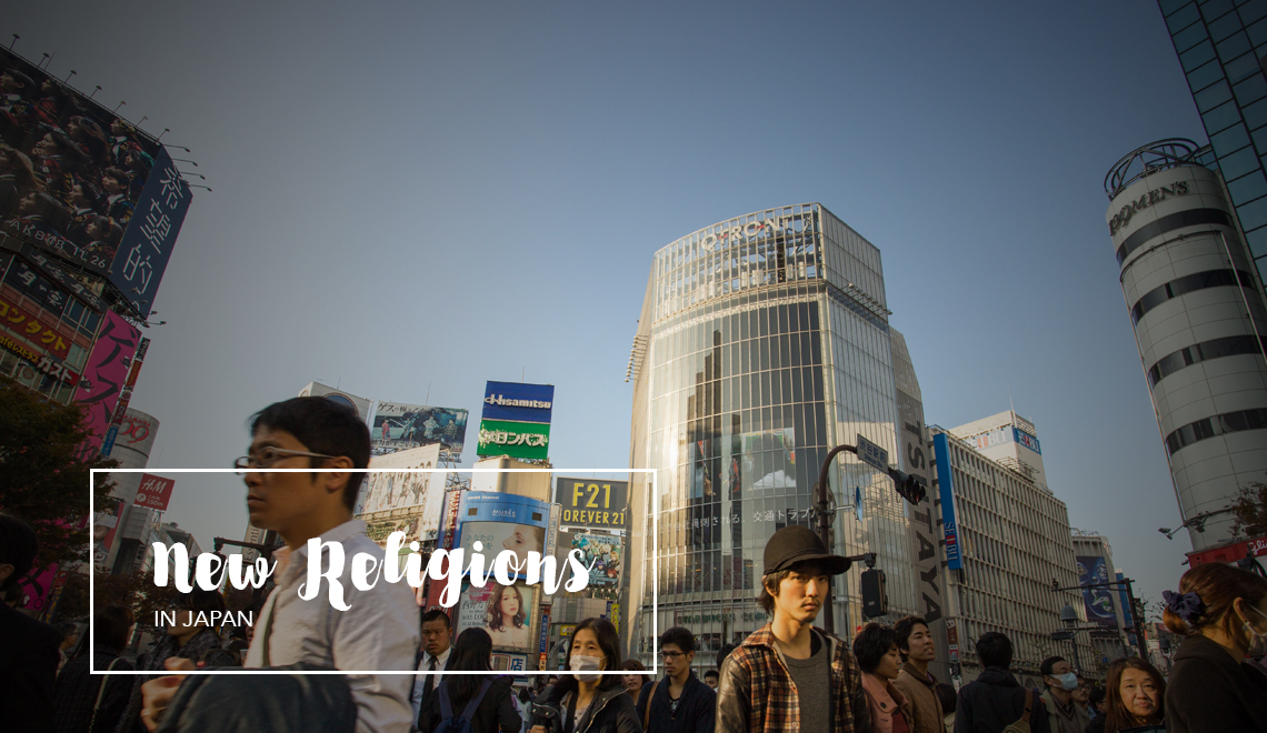 New Religions in Japan