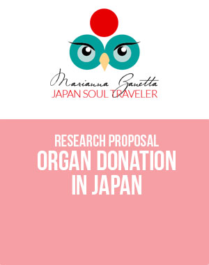 Organ donation in Japan