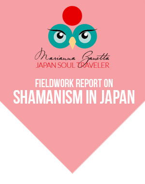 Fieldwork report on Shamanism in Japan