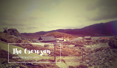 Osorezan - Where the spirits dwell