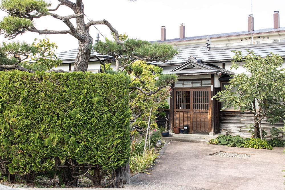 Hirosaki samurai district