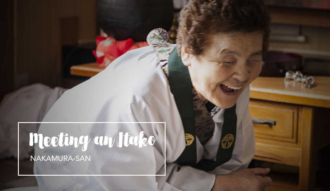 Meeting Itako. Japanese religions and spirituality