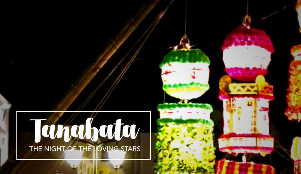Japanese traditional Tanabata matsuri