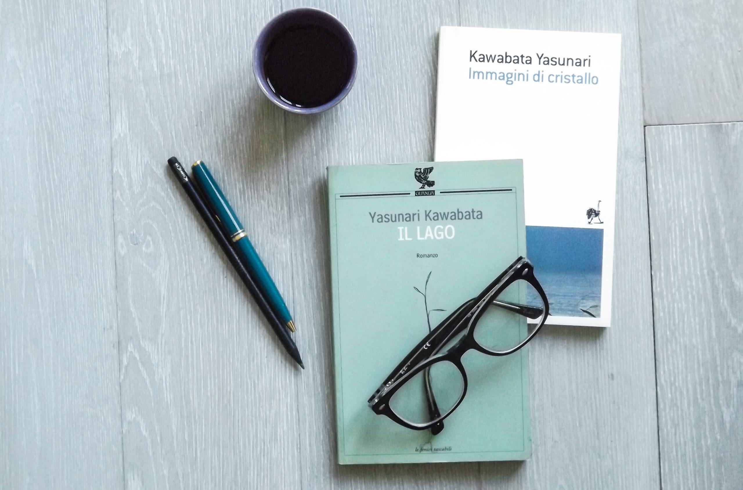 Japanese books and literature: Kawabata Yasunari