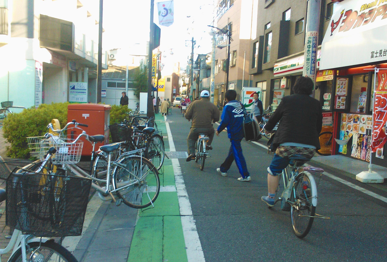 nakano-ku in Tokyo