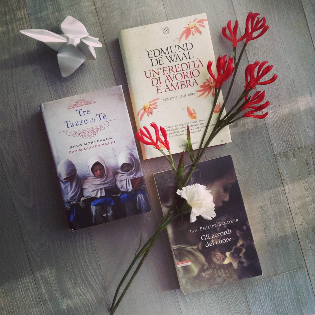 Three books to dream about Asia