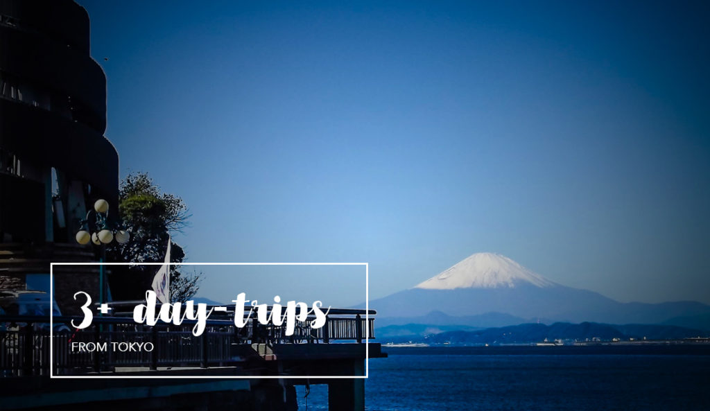 3 Day-trip from Tokyo, Japan