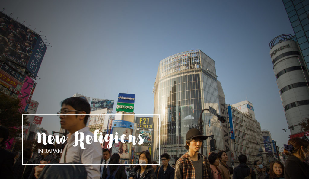 New Religion Movements in Japan