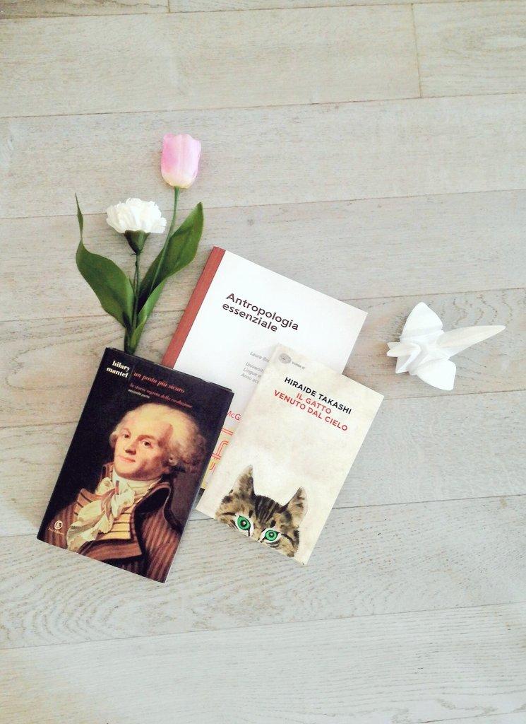 Three summer readings