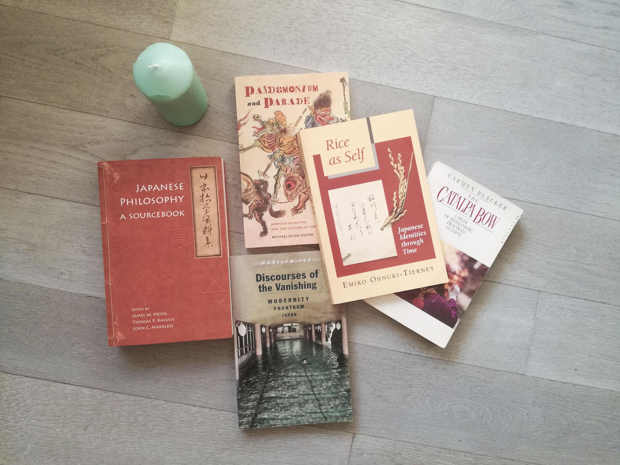 5 non-fiction books about Japan