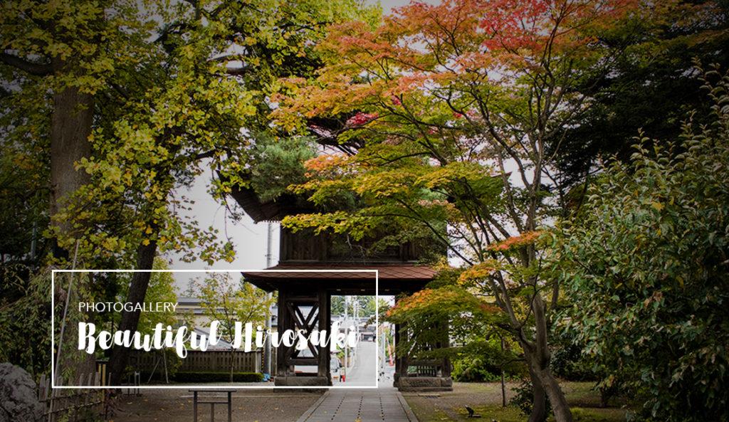 rural Japan Travel tips: visit Hirosaki in Aomori prefecture