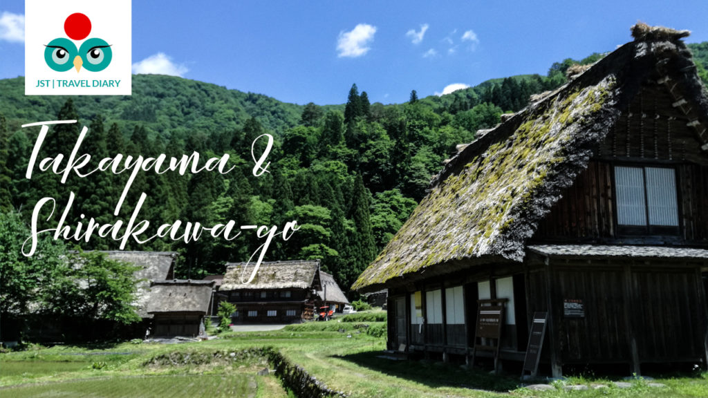 Travel rural Japan to Takayama and Shirakawa-go, Japan